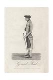 General Reid Giclee Print