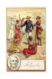 Abraham Lincoln and the Abolition of Slavery in the United States Giclee Print