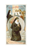 Nuns of the Order of the Visitation of Holy Mary Giclee Print