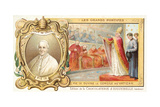 Pope Pius IX Opening the First Vatican Council, 1869 Giclee Print