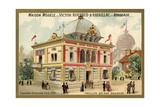 Pavilion of San Salvador, Exposition Universelle, Paris, 1889 Giclee Print