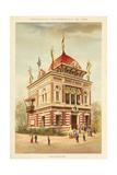 Pavilion of El Salvador, Exposition Universelle 1889, Paris Giclee Print