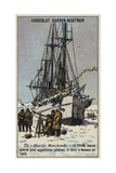 Fram, Ship Specially Designed for Polar Expeditions Giclee Print