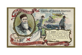 Henry Dunant, Swiss Businessman and Social Activist Giclee Print