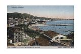 Cannes, Le Cours Et Boulevard De La Croisette Giclee Print