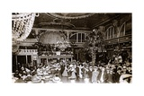 The New Dance Hall, Moulin De La Galette, Montmarte, 1898 Giclee Print