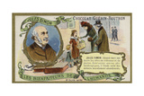 Jules Simon, French Politician, Philosopher and Philanthropist Giclee Print