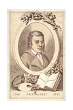 Johann Heinrich Pestalozzi, Swiss Philosopher and Educational Reformer Giclee Print