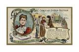Lady Aberdeen, British Philanthropist Giclee Print