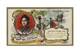 Christopher Columbus, Genoese Explorer Lámina giclée
