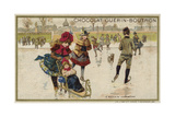 Pool of the Jardin Du Luxembourg, Paris Giclee Print