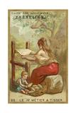 The First Loom Reproduction procédé giclée