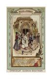 Normandy Wedding Giclee Print
