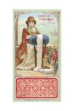 Point De Venise Lace Giclee Print