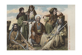 Group of Syrians Giclee Print