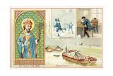 St Nicholas Giclee Print