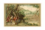Hunting Larks Giclee Print