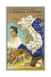 Indochina Giclee Print