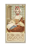 Alencon Lace Giclee Print