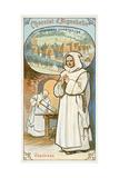 Carthusian Friars Giclee Print