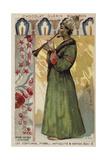 Persian Dervish Giclee Print