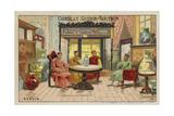Nanking Giclee Print