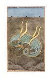 A Dragon Devouring a Woman Giclee Print