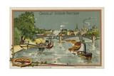 Tugboat Giclee Print