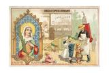 St Martha Giclee Print