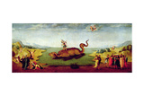 Perseus Rescuing Andromeda Giclee Print