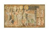 Entry of Christ into Jerusalem, C.1125 Giclee Print