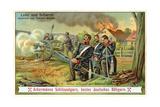 Prayer During the Battle Giclee Print