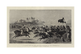 A Czikar Race on the Austrian Frontier of the Herzegovina Giclee Print