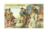 Chinese Giclee Print