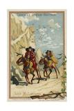 Muleteers Giclee Print