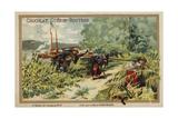 Barge Giclee Print