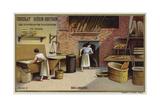 Bakery Giclee Print