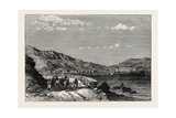 View of Aden. Port City in Yemen Giclee Print