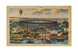 View of the Paris Exposition, 1867 Giclee Print