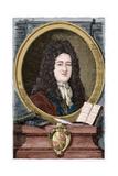 Gottfried Wilhelm Leibniz (1646-1716) Giclee Print