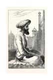 A Mohammedan at Prayers Giclee Print