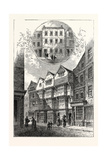 The Trumpet Afterwards the Duke of York Shire Lane 1778 London Giclee Print