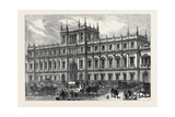 New Buildings of Burlington House Piccadilly London 1873 Giclee Print