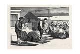 The War in the East: Prayer on Board a Black Sea Steamer Giclee Print