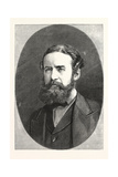 Sir John Lubbock, Bart., M.P. for Maidstone, 1876, UK Giclee Print