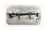 Bridge of Triana over the Guadalquivir, Seville, Spain Giclee Print