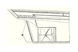 Position of the Propeller under the Keel of the Vessel Giclee Print