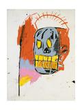 Sans titre Reproduction procédé giclée par Jean-Michel Basquiat