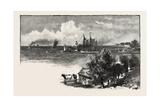Port Dalhousie, Canada, Nineteenth Century Giclee Print