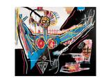 Mader Reproduction procédé giclée par Jean-Michel Basquiat
